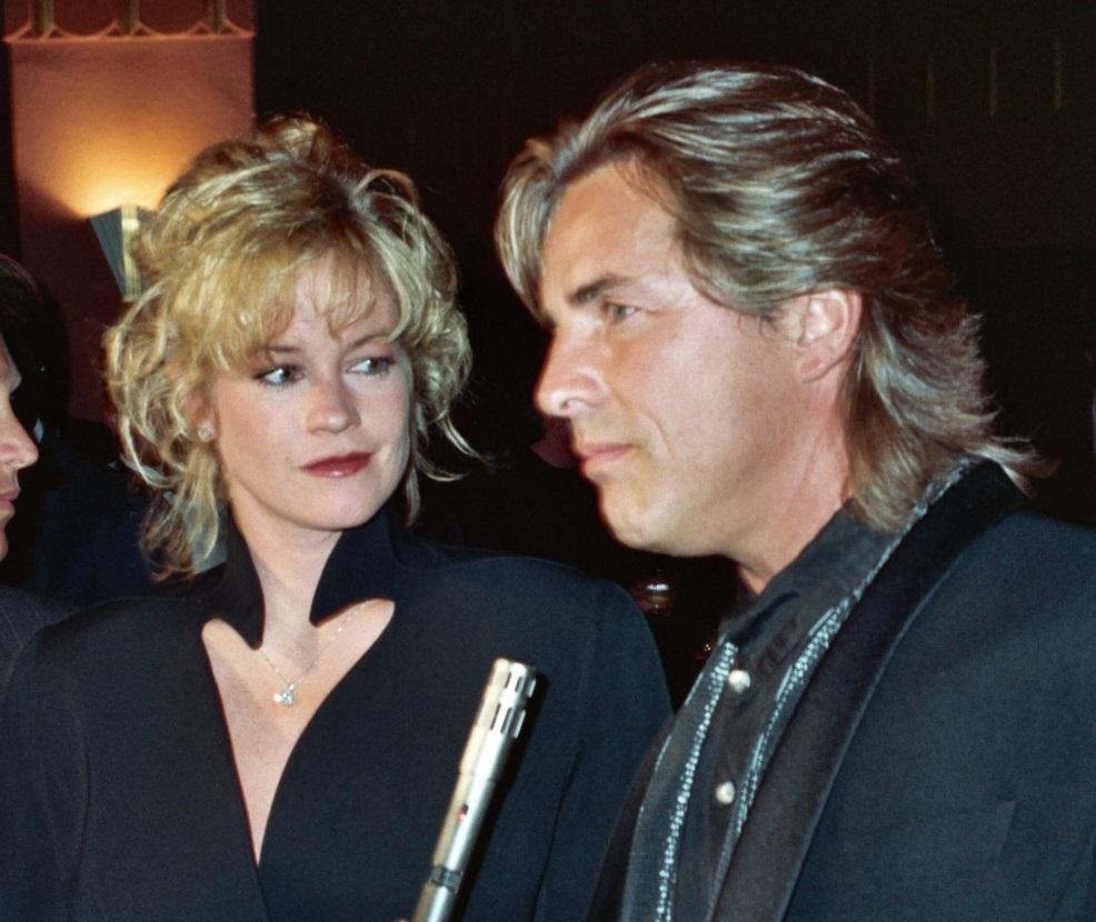 Love story Мелани Гриффит и Дона Джонсона: их взаимное влечение было настолько сильным, что они два раза вступали в брак и дважды разводились