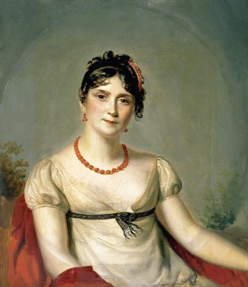 Портрет Жозефины 2