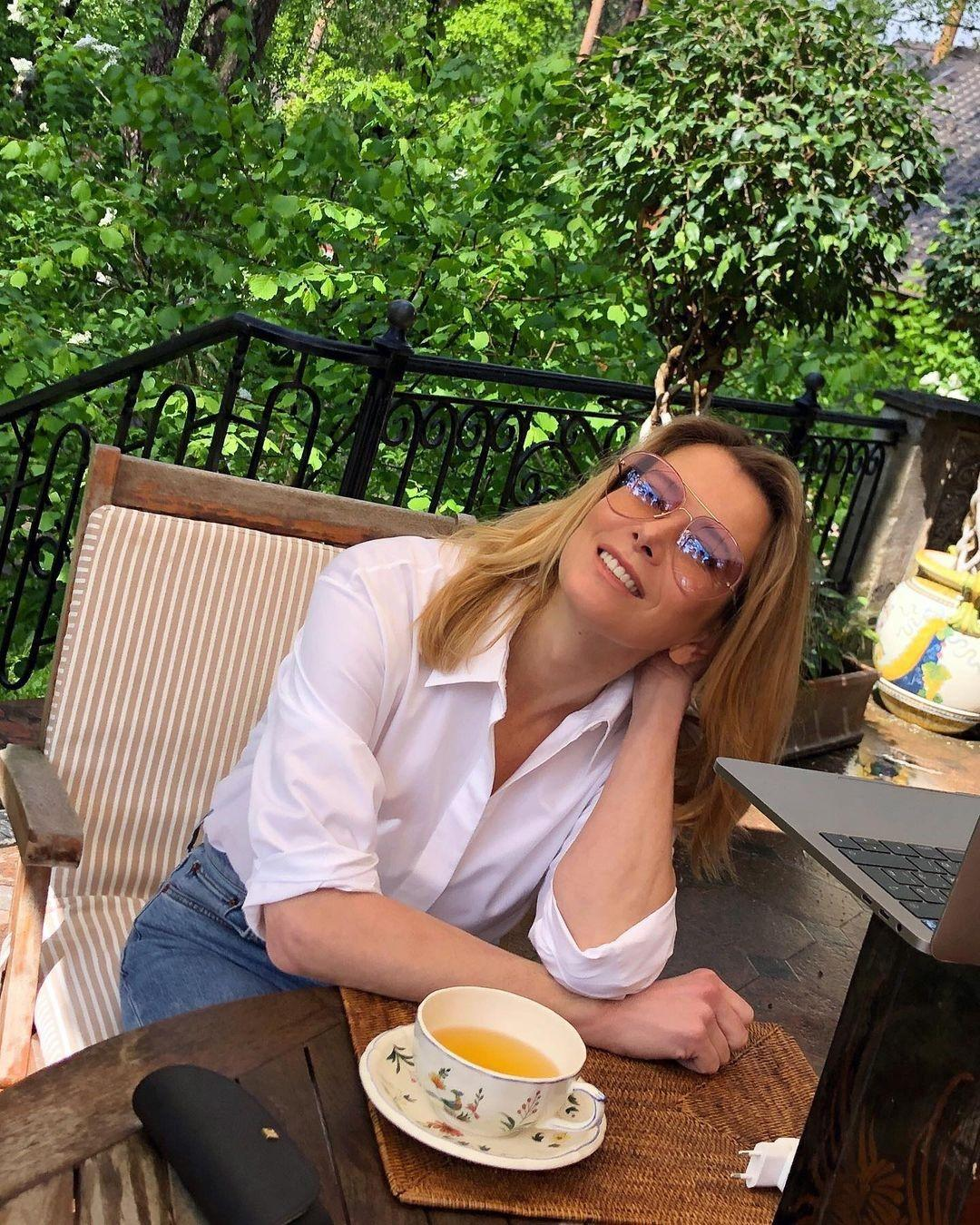 Юлия Высоцкая 4
