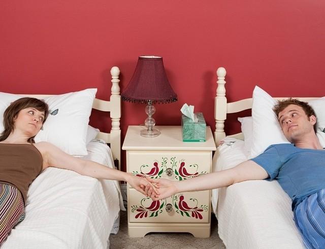 сон супругов