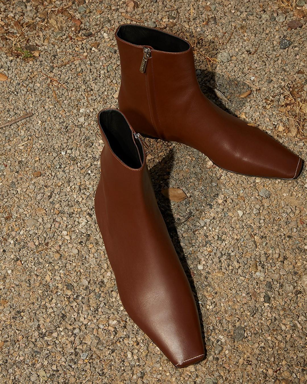 Прямоугольный носок