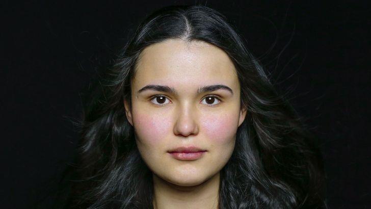 Российский фотограф делает снимки женщин из разных этнических групп крупным планом, чтобы показать неповторимую красоту каждой нации