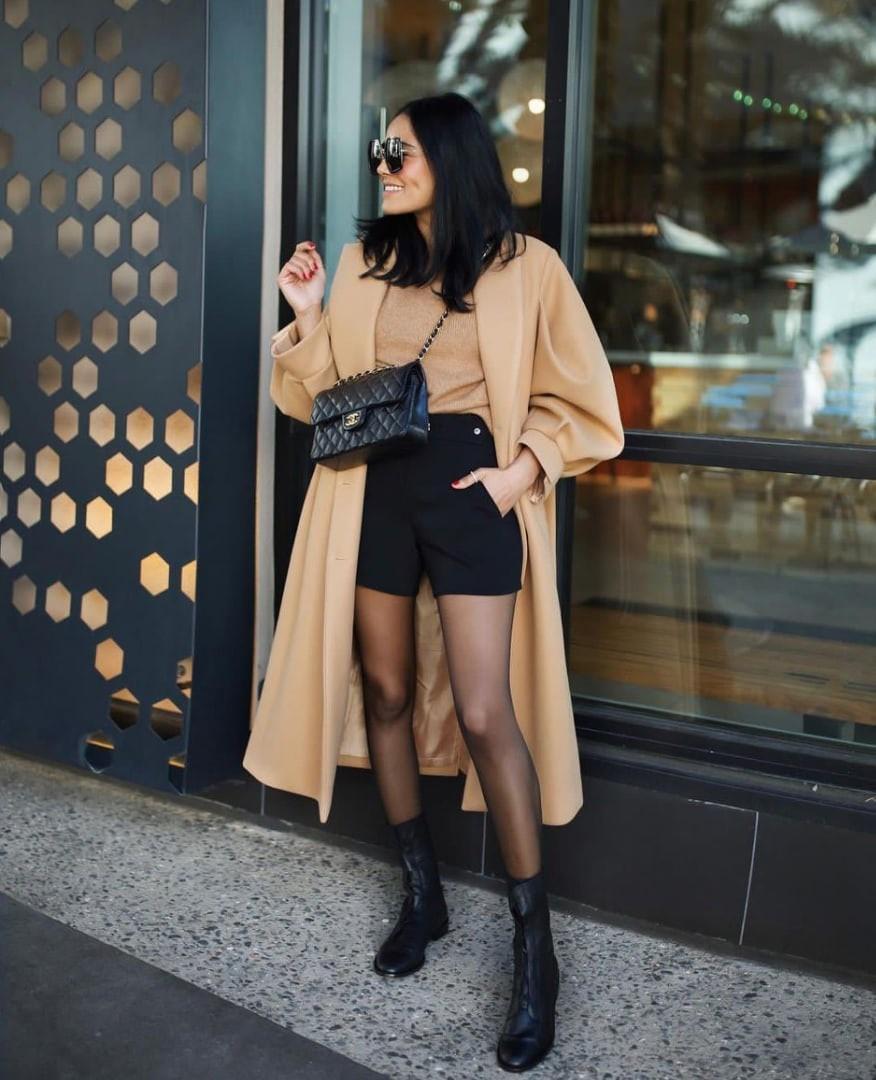 Шорты и мини-юбки