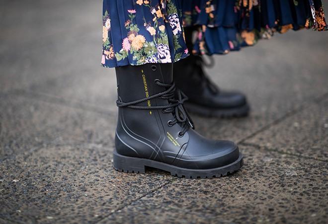 Недетская обувь: самые трендовые резиновые сапоги 2021 года