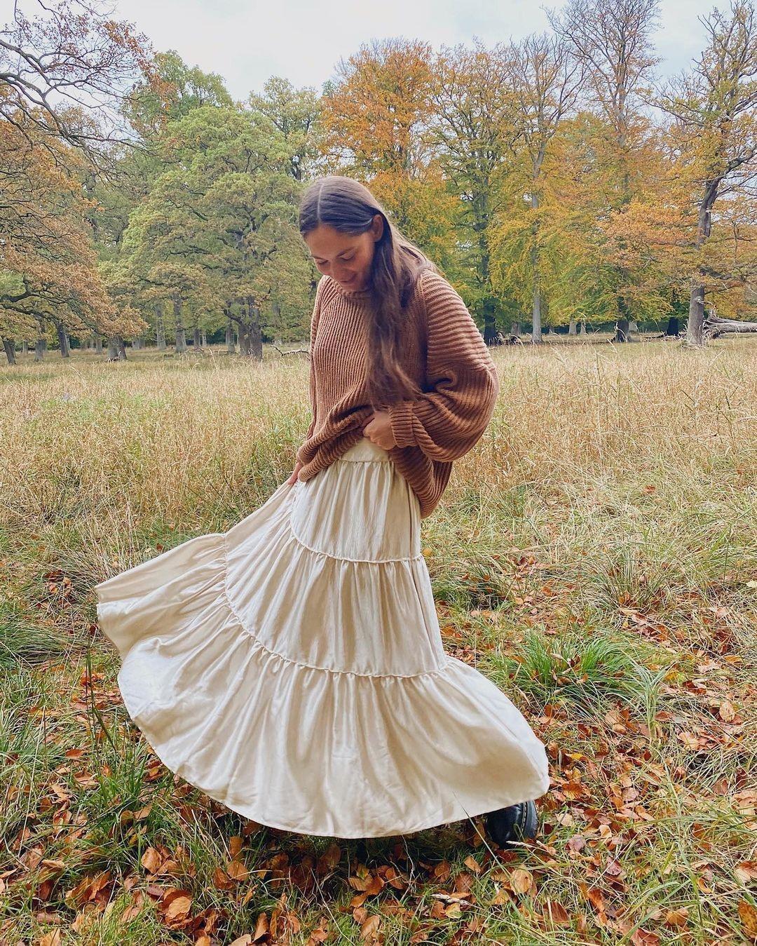 Деревенские блузы и платья 2