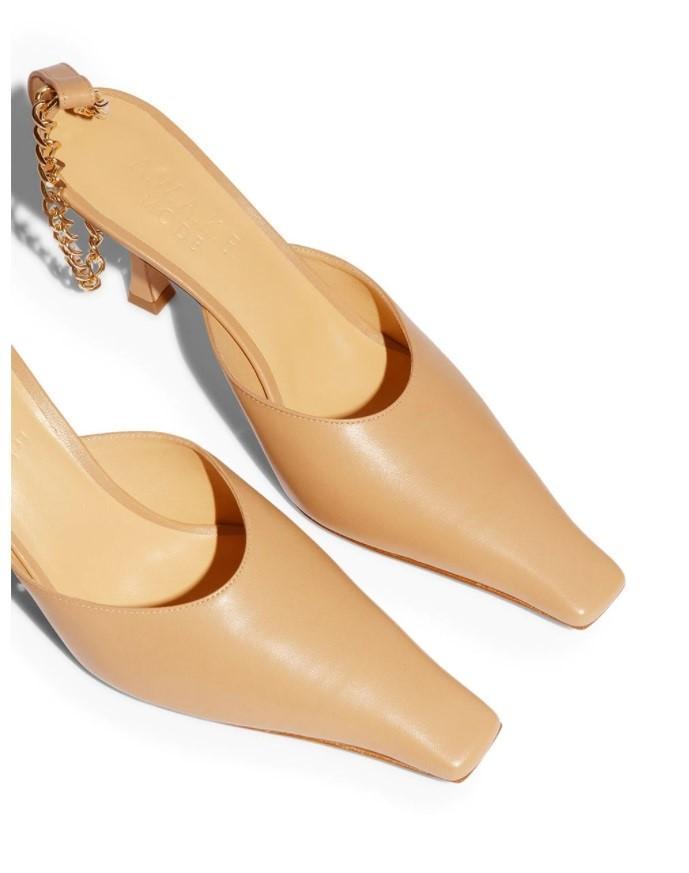 Квадратный носок