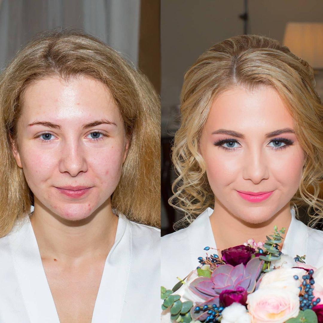 «Я просто усиливаю их естественную красоту»: магическое преображение 20 женщин с помощью волшебной кисти визажиста