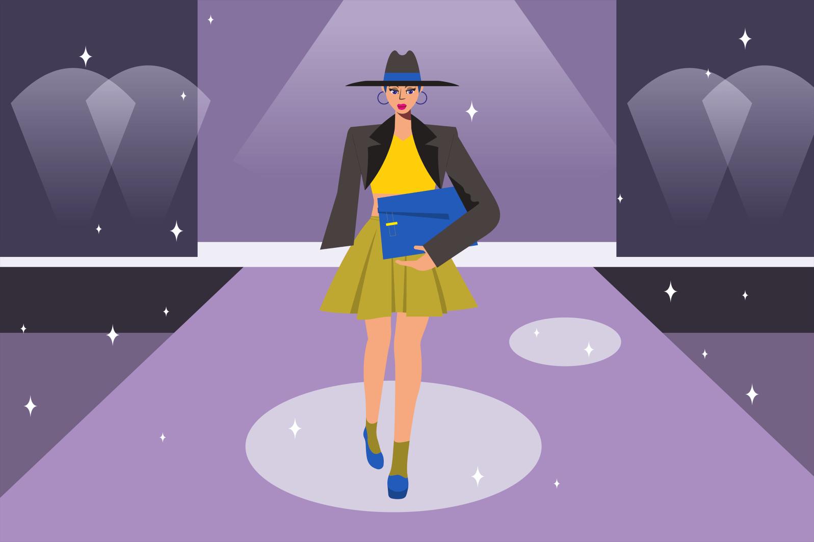 Fashion-прогноз от Cоlady: cамые модные девушки через 1000 лет
