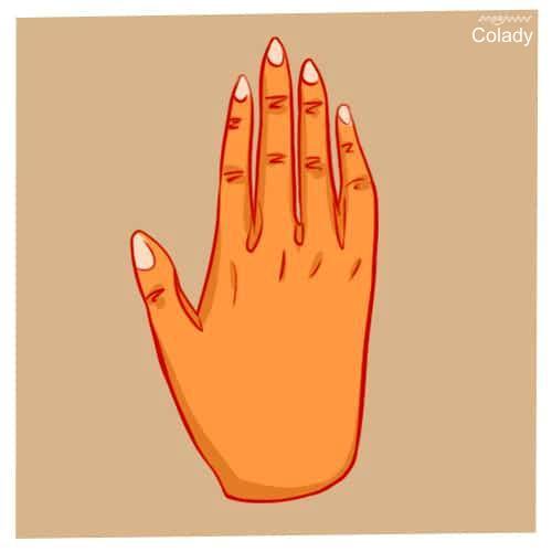 Огненная рука