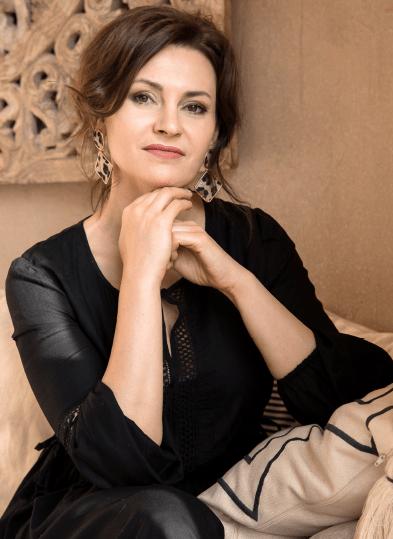 Лариса Скороходова — мастер женских практик, коуч, эксперт журнала COLADY