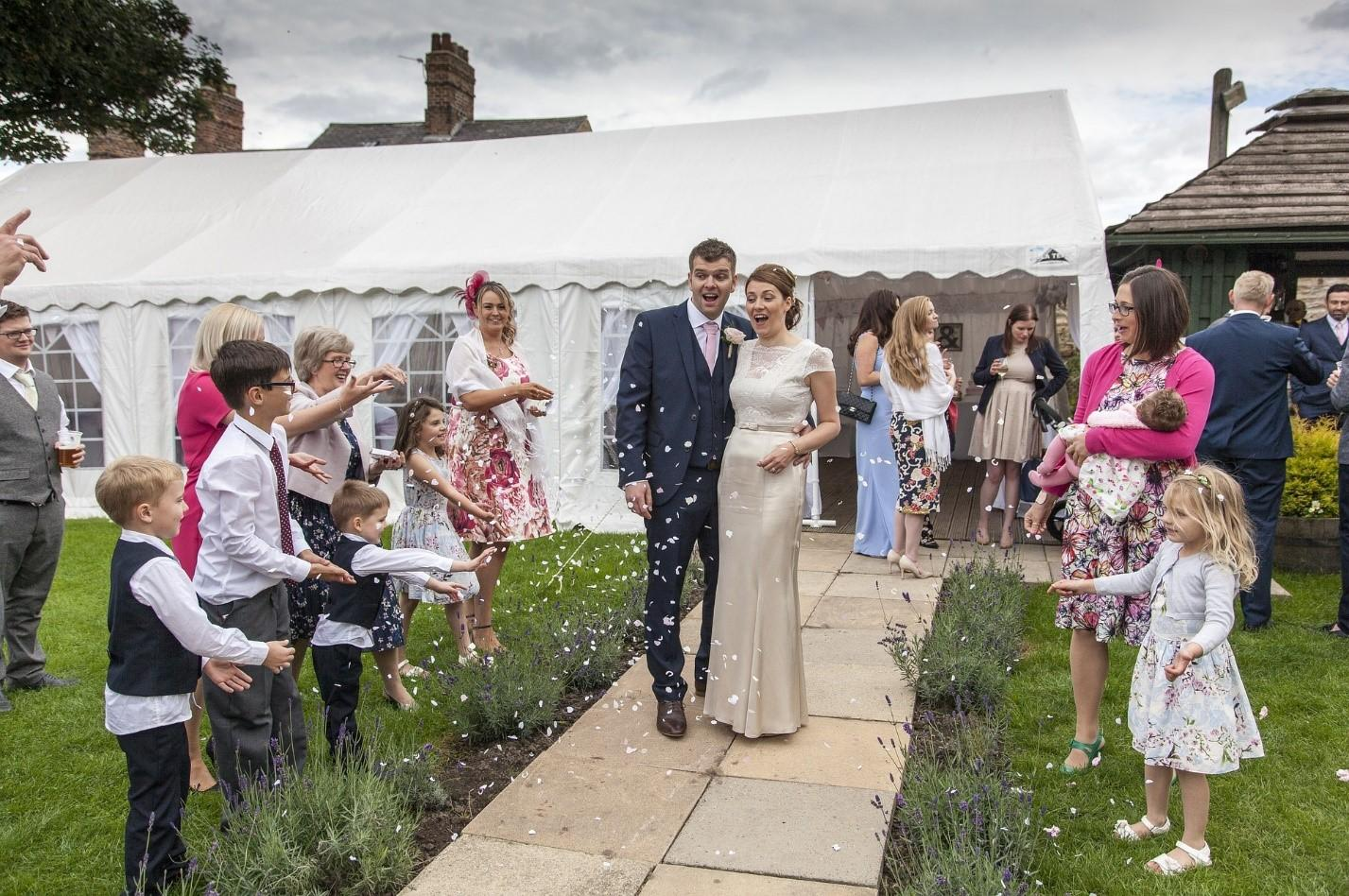 дети на свадьбе 2