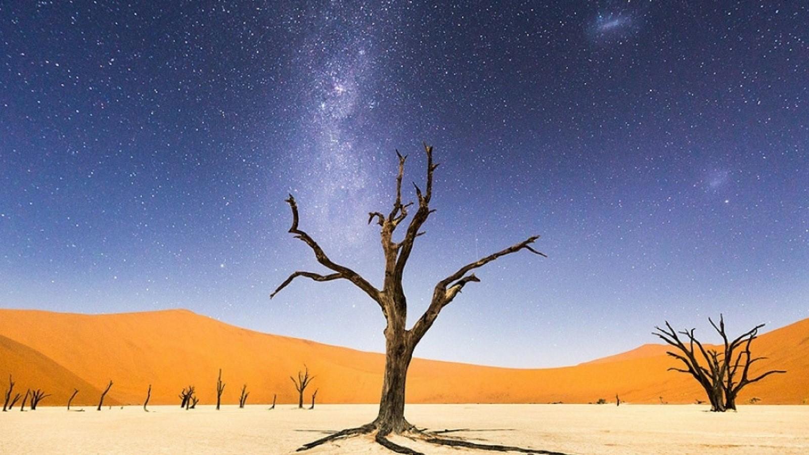 20 пейзажей планеты, которые невозможно описать словами