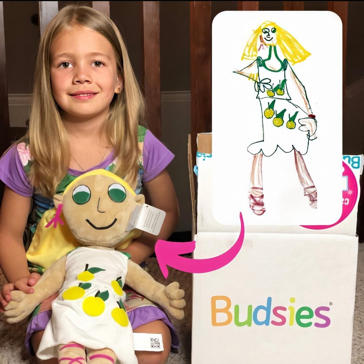 Компания превращает детские рисунки в такие милые плюшевые игрушки, что вам самим захочется взять в руки карандаши