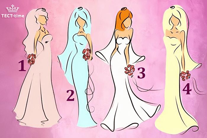тест невеста