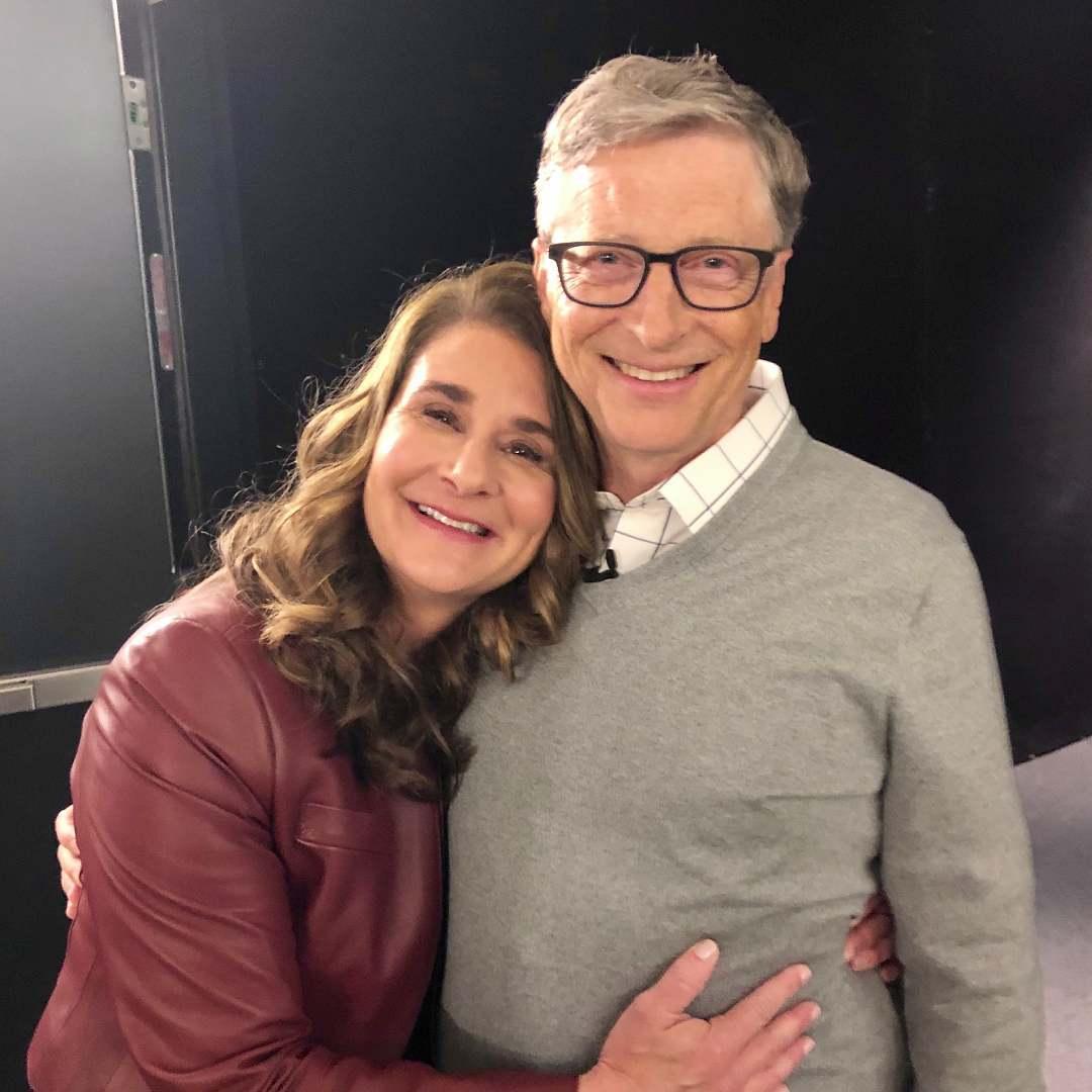 Билл Гейтс и Мелинда Гейтс 2