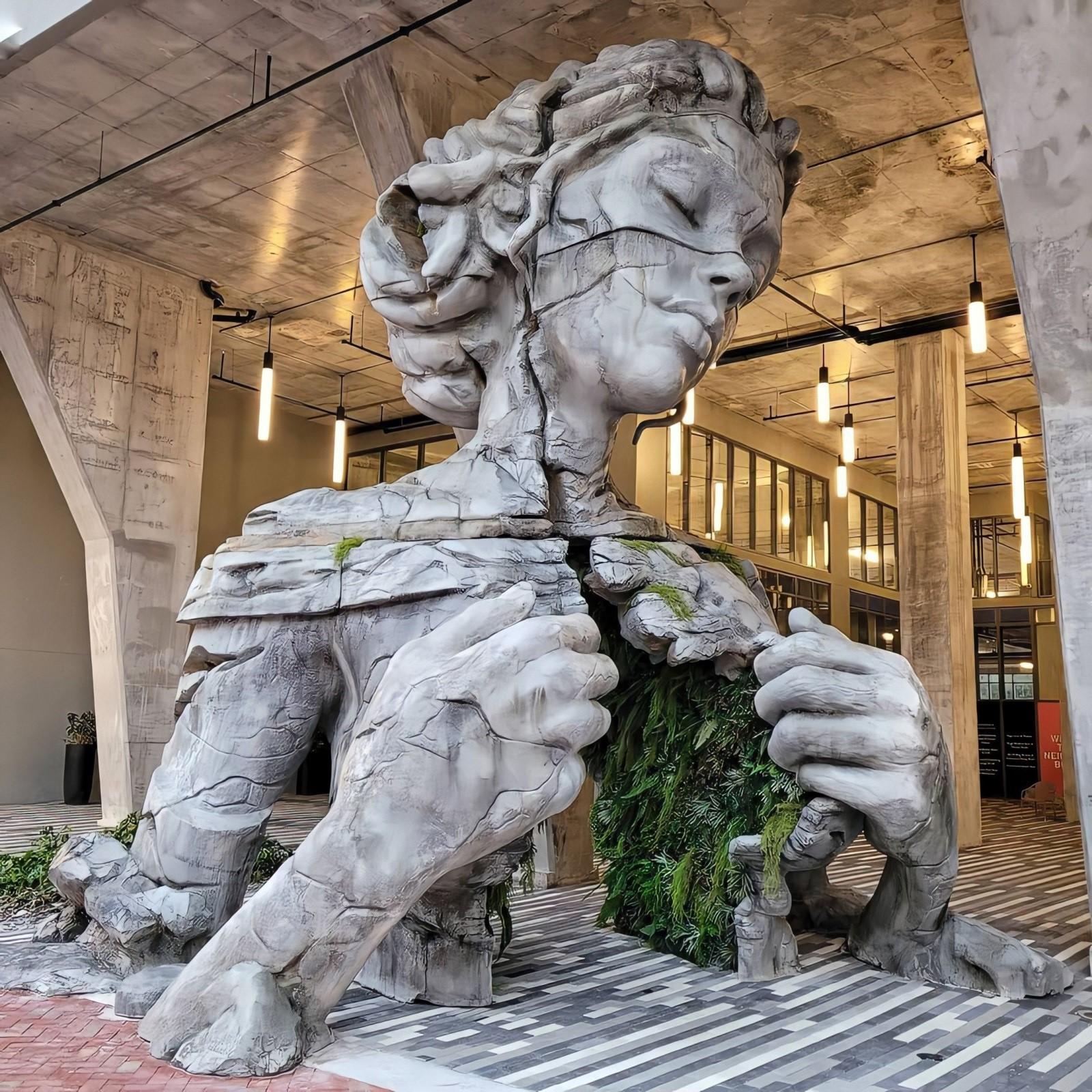 Современное искусство со скрытым смыслом: арт-инсталляции, которые призывают обратить внимание на проблемы мира