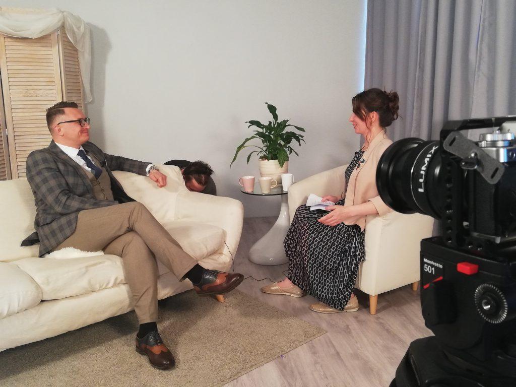«Как жить, если у человека нет внутреннего стержня?» Интервью Натальи Капцовой с психологом Михаилом Хорсом
