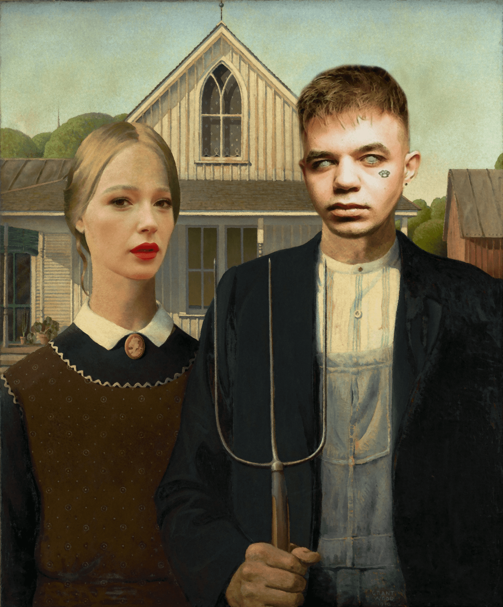 Анастасия Ивлеева и Элджей