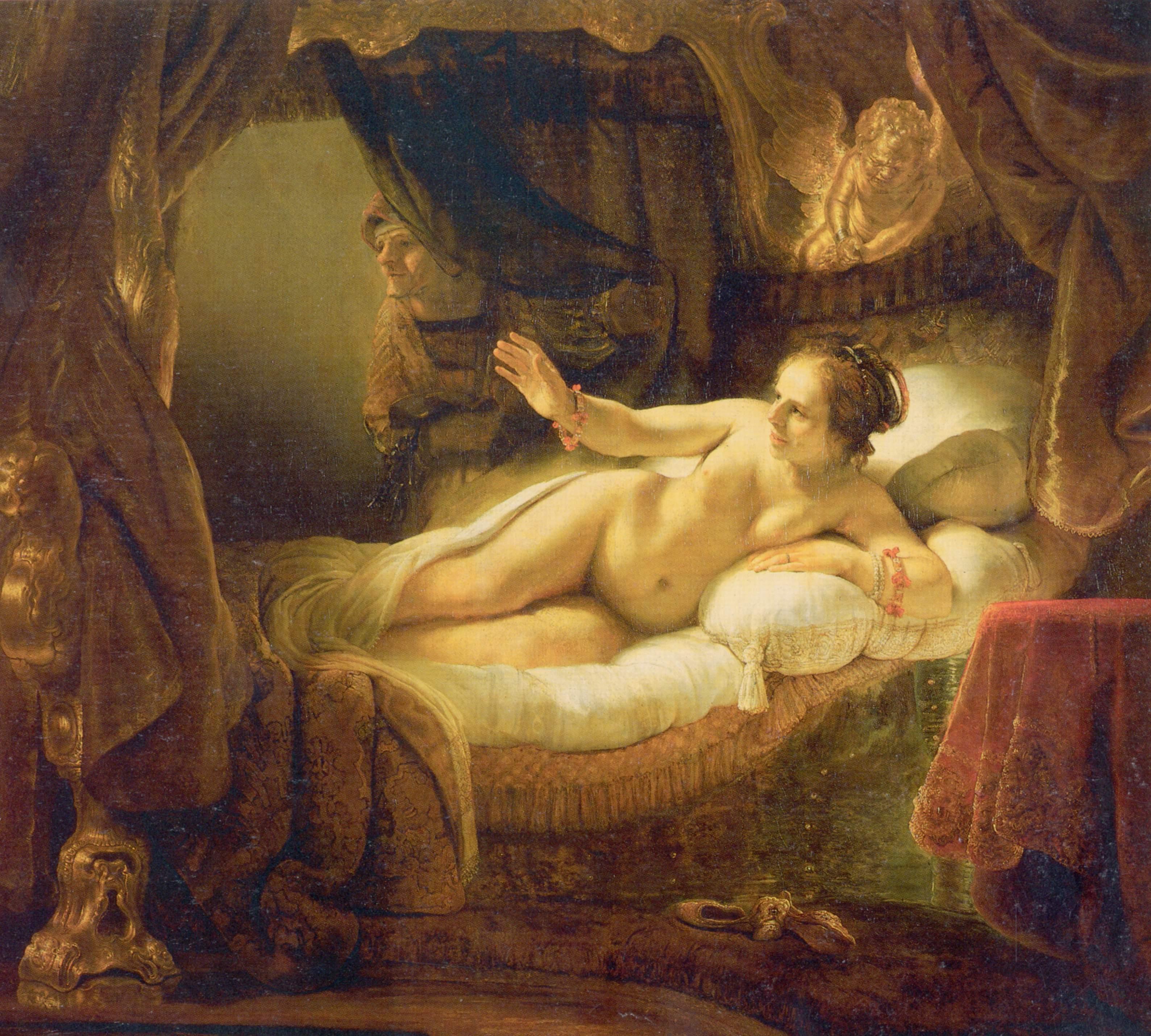 Даная (картина Рембрандта)