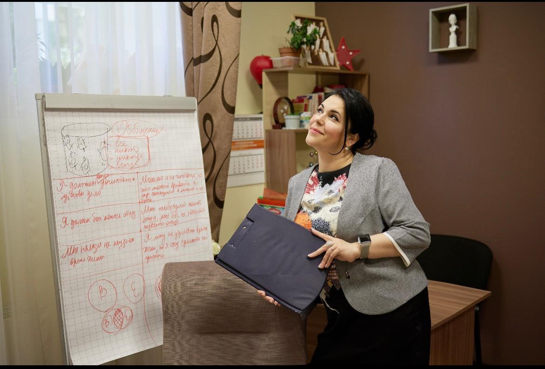 Марина Рей — психолог, когнитивный терапевт, эксперт журнала COLADY