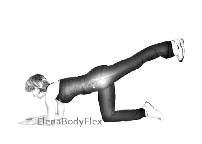 5 золотых упражнений для борьбы с целлюлитом от эксперта по бодифлексу