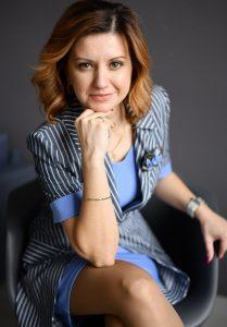 Ирина Барбат — сексолог, психолог, эксперт журнала COLADY