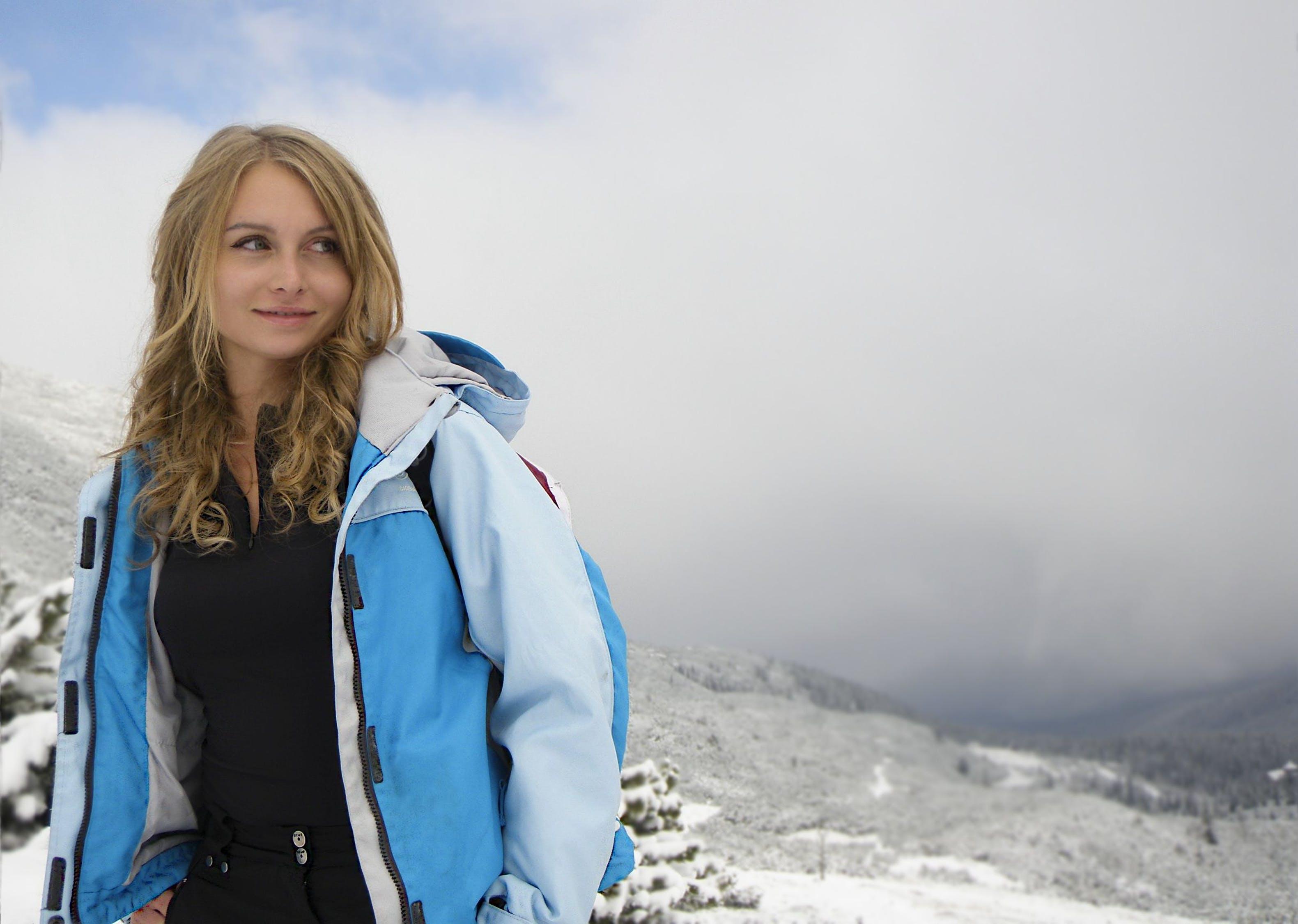 альпинистка