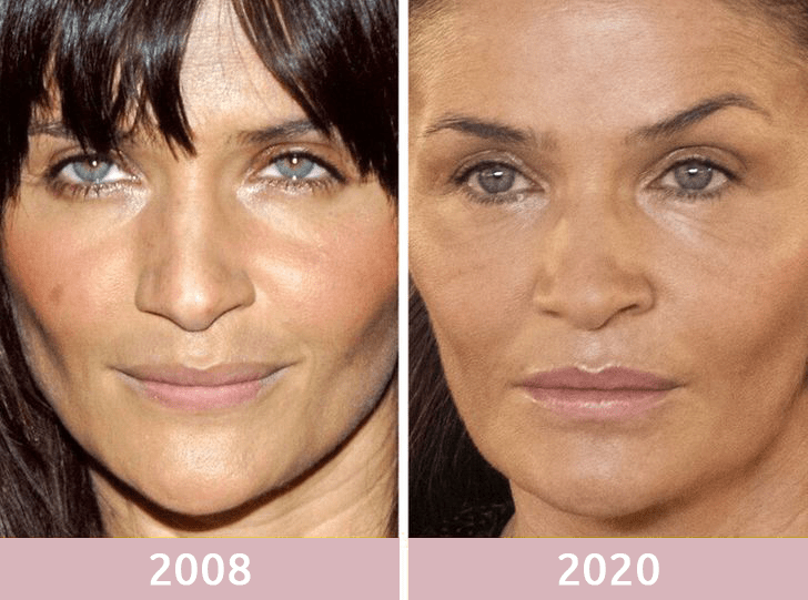 17 пар фотографий, которые показывают, как лица знаменитых топ-моделей изменились со временем