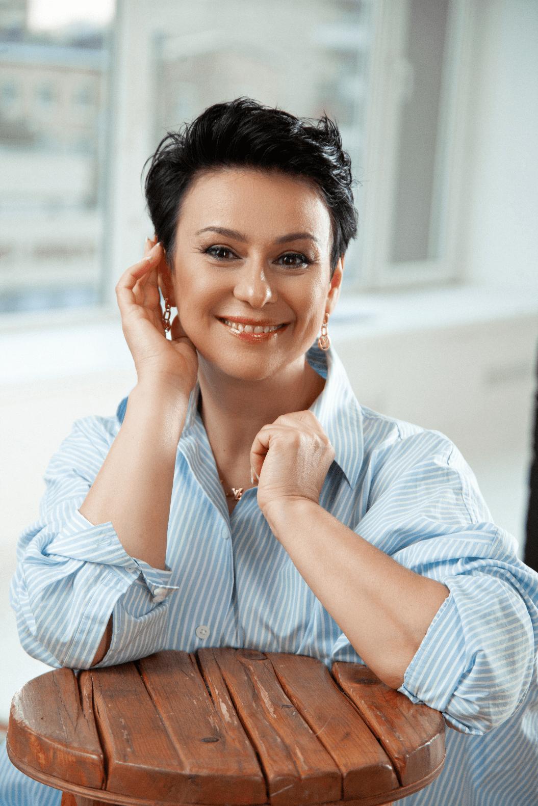 Интервью с моделью age+ Анной Гунько об эстетике зрелости: «В элегантном возрасте есть своя красота, обаяние и шарм»