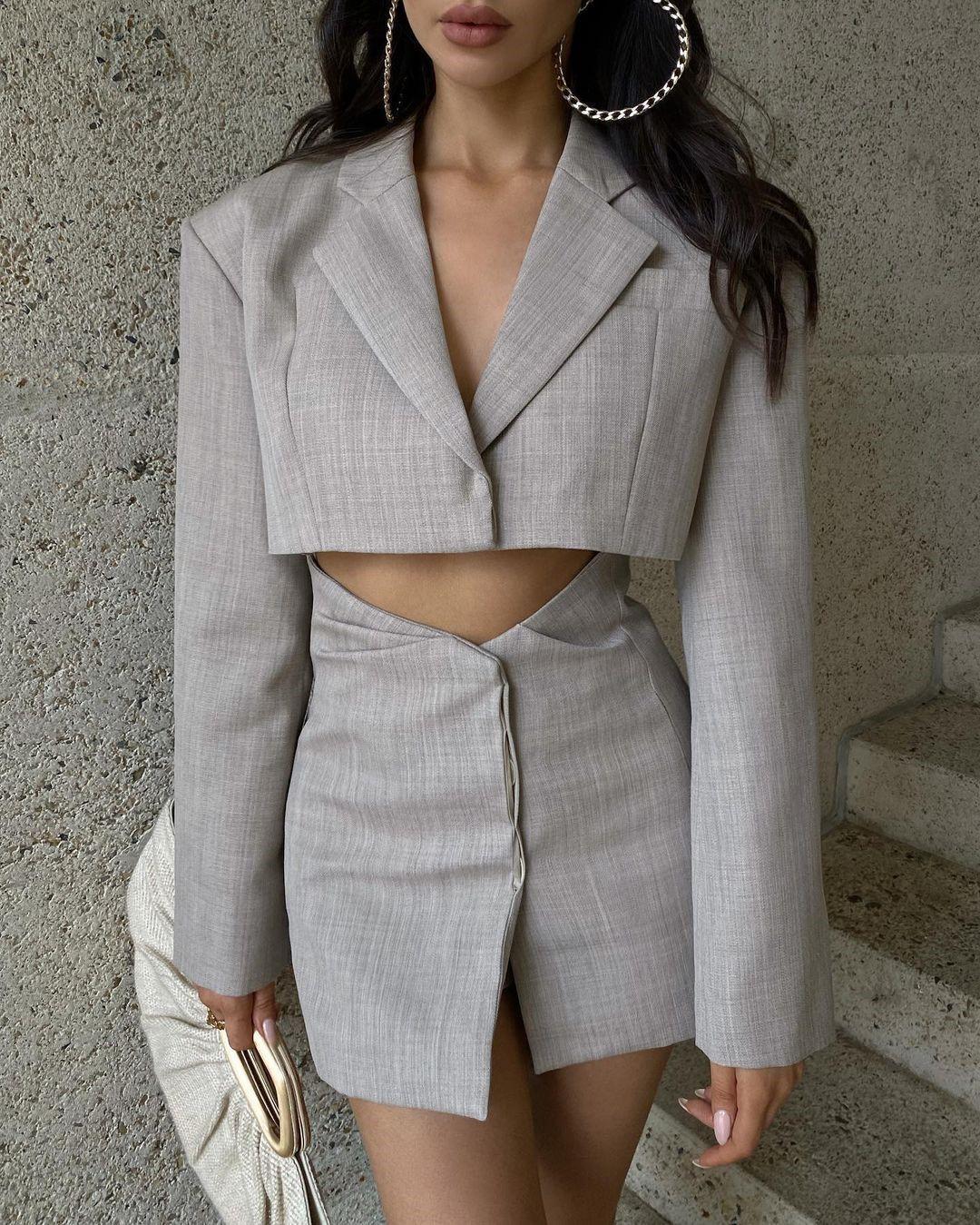 Модные пиджаки 2021, которые должны быть в гардеробе каждой женщины этой осенью
