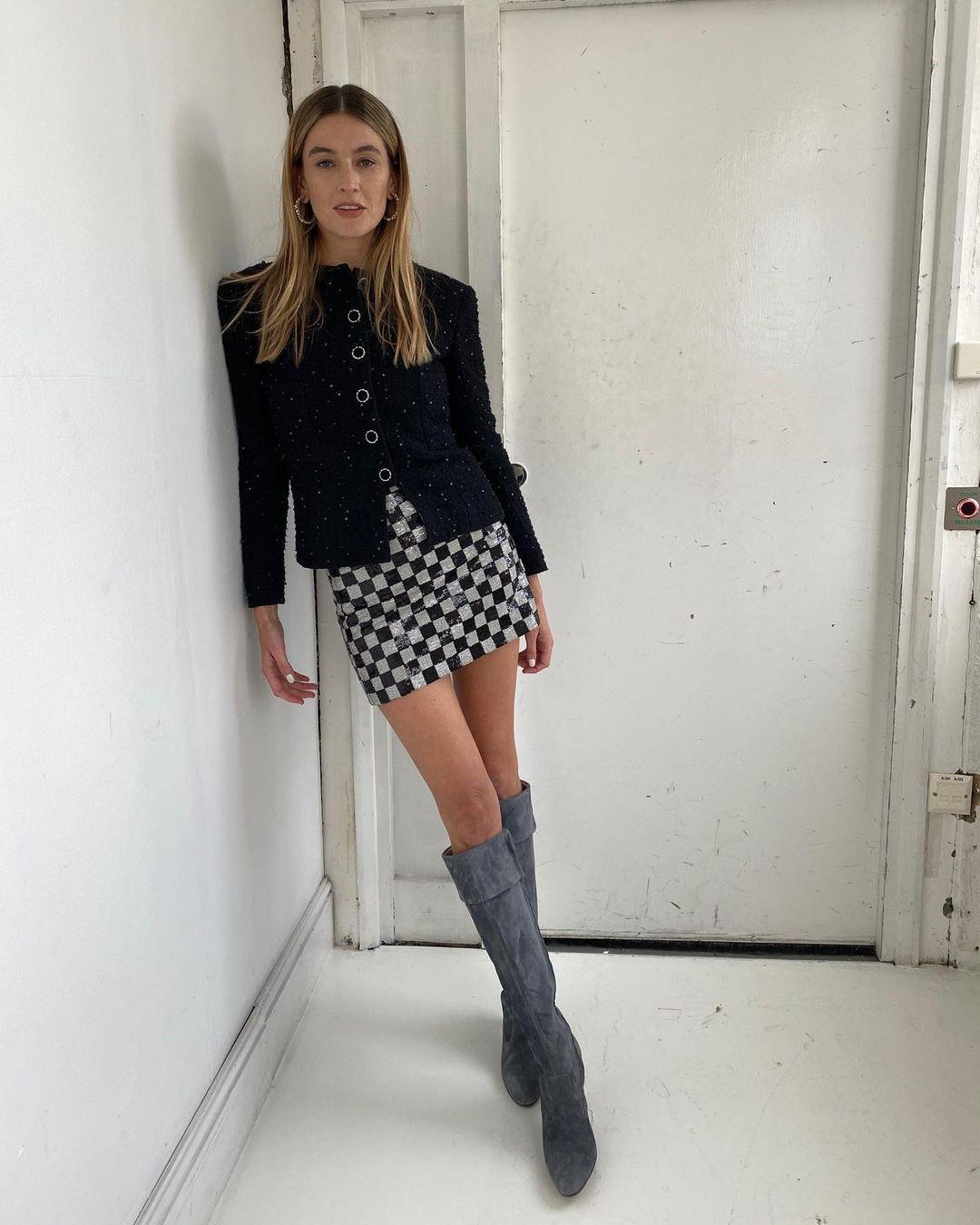 Модные юбки осени 2021: от классической миди до экстравагантной бахромы