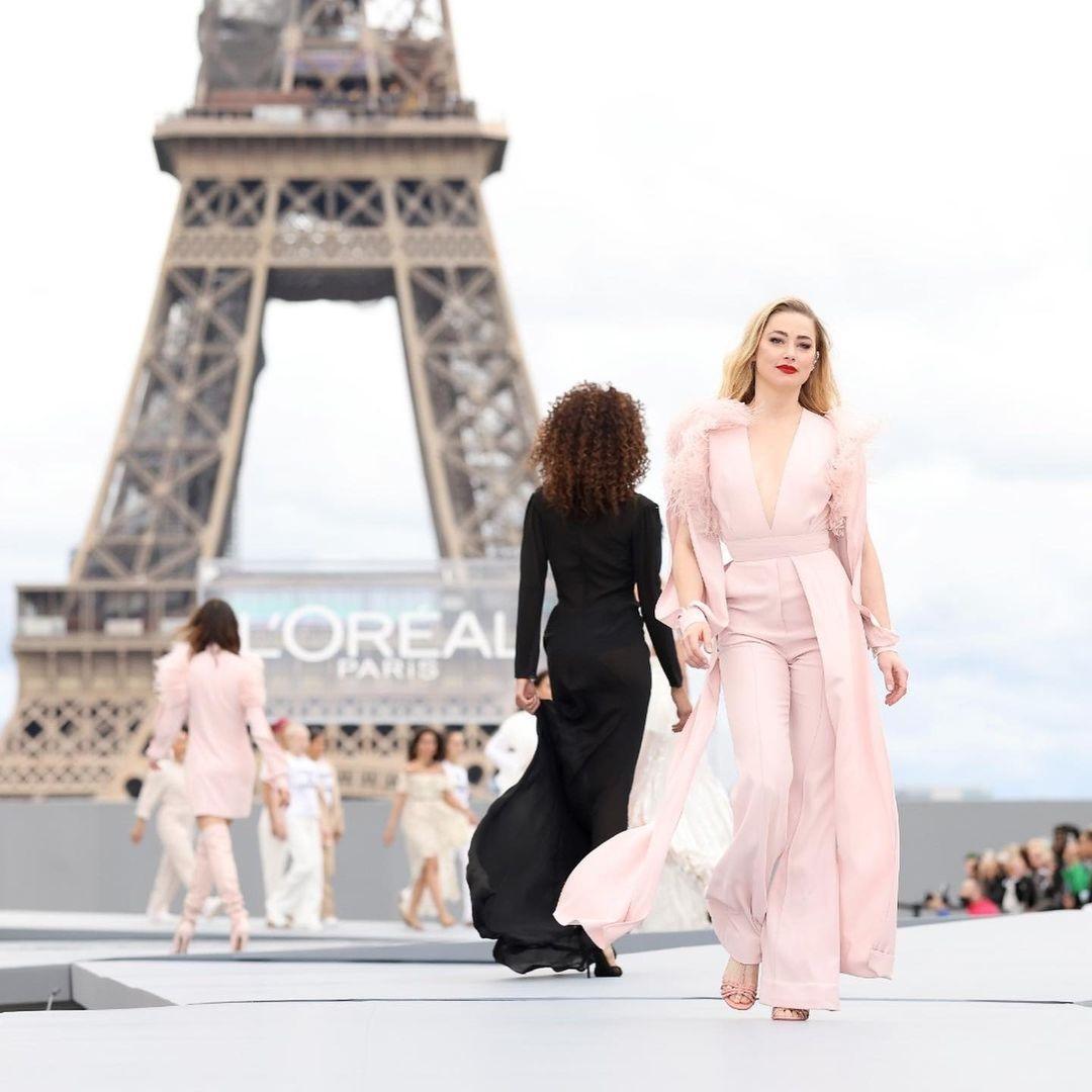Эмбер Хёрд высказалась о расширении прав женщин в 21 веке и о программе L'Oréal Paris
