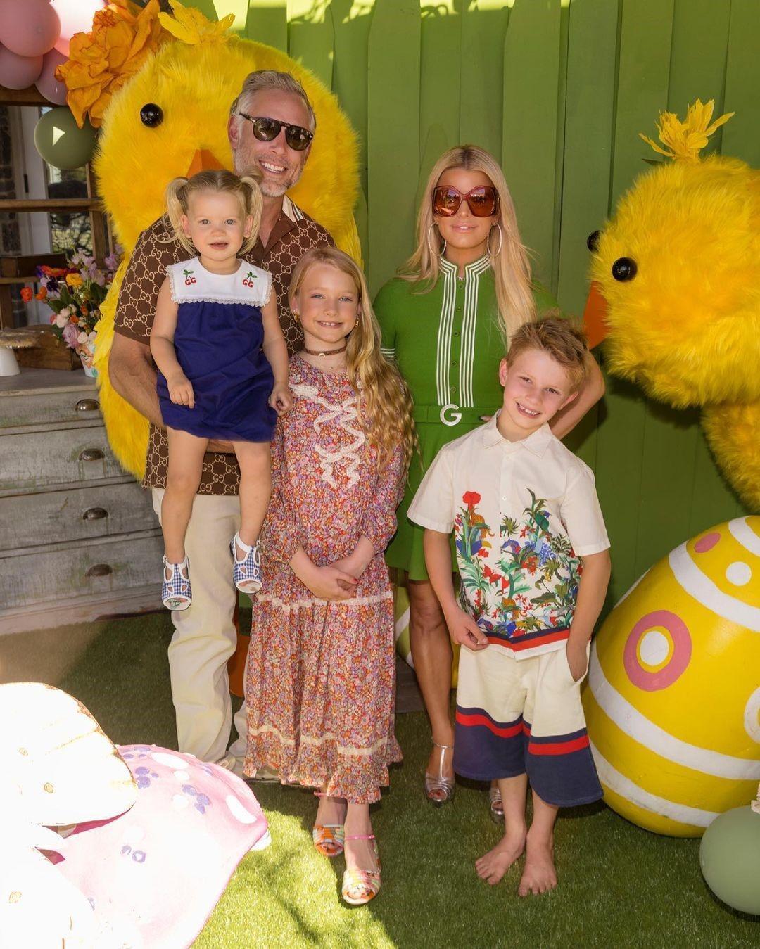 Джессика Симпсон рассказала о том, какую хорошую привычку следует прививать детям