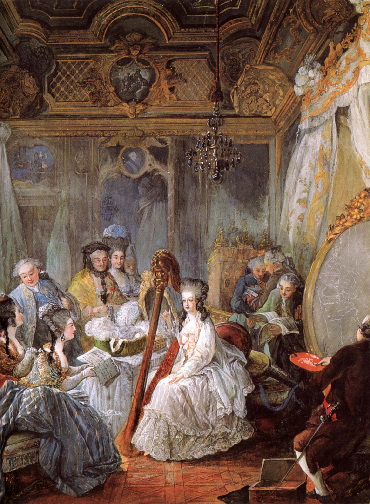 Чем пленяла Мария Антуанетта самых статусных мужчин своего времени