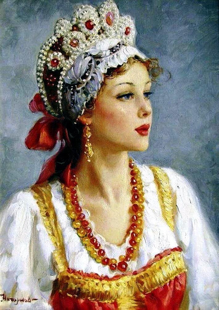 Секреты красоты женщин на Руси: какие средства применялись для ухода за внешностью